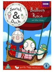 Sarah and Duck - Balloon Race and Other Stories (DVD)