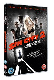 Sin City 2 Dame To Kill For (DVD)