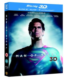 Man of Steel (3D+2D Blu-ray)