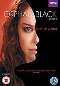 Orphan Black - Series 2 - Complete (DVD)