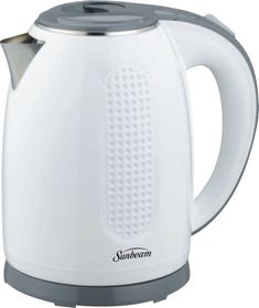 Sunbeam 1.7 Litre Cool Touch Kettle - White