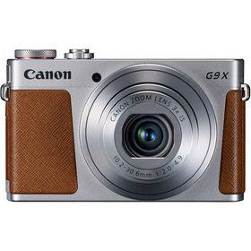 Canon G9X Digital Camera Silver