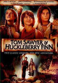 Tom Sawyer & Huckleberry Finn (Region 1 DVD)