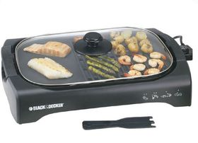 Black and Decker - Lifestyle Health Grill