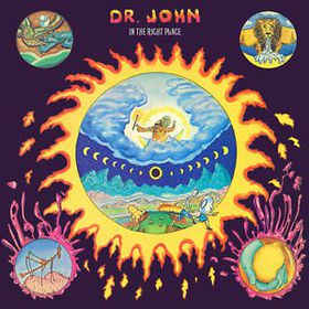 Dr. John - In the Right Place ( Vinyl )