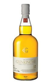 Glenkinchie 12 Year Old Single Malt Whisky - 750ml