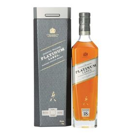 Johnnie Walker - Platinum Scotch Whisky - 750ml