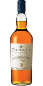 Talisker - 10 Year Old Single Malt Whisky - Case 6 x 750ml