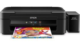 Epson 27PPM A4 4CLR 3-in-1 ITS Printer