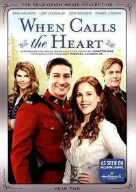 When Calls The Heart Movie Collection: Year 2 - (Region 1 Import DVD)