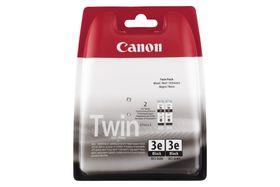 Canon BCI-3e Twinpack Cartridge - Multipack