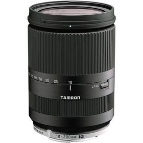 Tamron 18-200mm f3.5-6.3 Di lll VC Zoom Lens