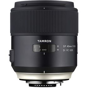 Tamron 45mm f1.8 Di VC USD Fixed Focal Lens