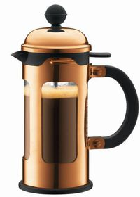 Bodum Chambord French Press 3 Cup - Copper