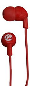 Ecko Chaos Stereo In Ear Headset - Red