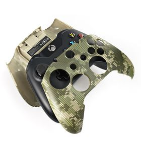 Gioteck Controller Power Skin - Camo (Xbox One)