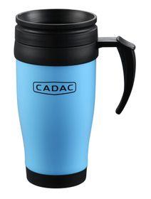 Cadac - 400ml Double Wall Insulated Mug - Blue