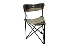 Kaufmann - Bermuda Chair - Khaki & Brown