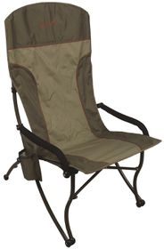 Kaufmann - Streamline Chair - Brown & Khaki