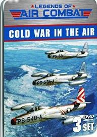 Cold War in The Air - (Region 1 Import DVD)