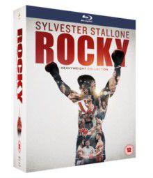 Rocky: The Complete Saga (Blu-Ray)