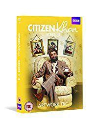 Citizen Khan - Complete Series 1-3 [DVD] (DVD)