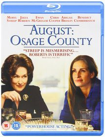 August Osage County (Blu-ray)