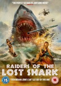 Raiders Of The Lost Shark (DVD)