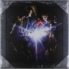 The Rolling Stones - A Bigger Bang Framed Album Cover Print