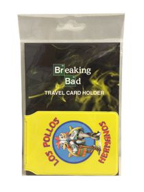 Breaking Bad Los Pollos Travel Card Holder