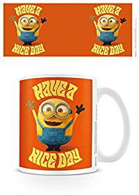 Minions Have a Nice Day Mug - Boxed