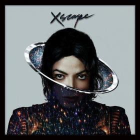 Michael Jackson - Xscape Framed Album Cover Print