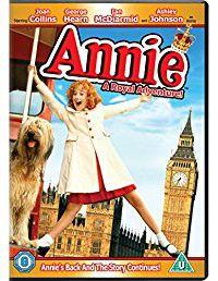 Annie: A Royal Adventure (DVD)