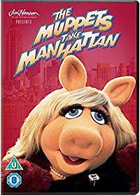 The Muppets Take Manhatten (DVD)