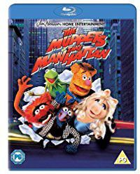 The Muppets Take Manhattan (Blu-ray)