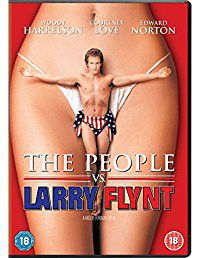 The People Vs. Larry Flynt (DVD)