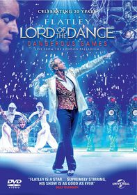 Michael Flatley's Lord of the Dance: Dangerous Games (DVD)