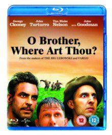 O Brother, Where Art Thou? (Blu-Ray)