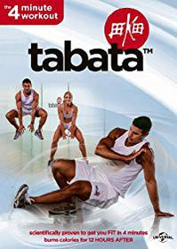 Tabata - 4 Minute Workout (DVD)