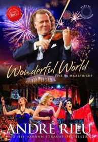 André Rieu: Wonderful World - Live in Maastricht (DVD)