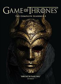 Game of Thrones: Seasons 1-5 (DVD)