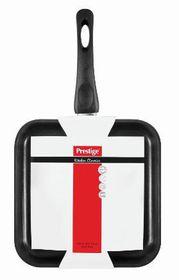 Prestige - 24 x24 cm Die Cast Grill Pan - Black