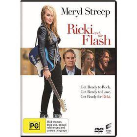 Ricki And The Flash (DVD)