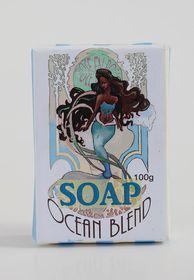 Rose N Bos Ocean Blend Soap Bar