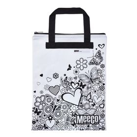 Meeco Doodle Me Book Carry Bag - Junior Girls