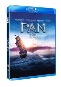 Pan (3D/2D Blu-ray)