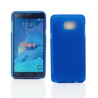 Blue Frost TPU Gel Cover Case for Samsung Galaxy Note 5