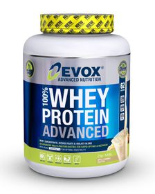 Evox 100% Whey Protein Advanced - Apple Crumble 2kg