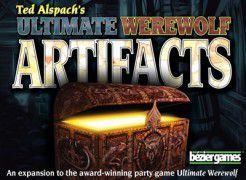 Ultimate Werewolf expansion: Artifacts