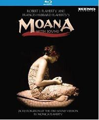 Moana with Sound - (Region A Import Blu-ray Disc)
